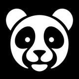 Panda head Royalty Free Stock Images