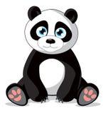 Panda illustration stock photos