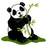 Panda image. A illustration of panda image Stock Images