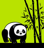 Panda image Royalty Free Stock Photography