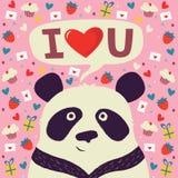 Panda Royalty Free Stock Photos