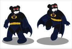 Panda Man 1 ilustração do vetor