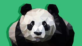 Panda moderna del vector Foto de archivo