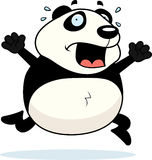 Panda Panic Stock Photo