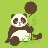 Panda's Royalty-vrije Stock Foto's