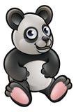 Panda Safari Animals Cartoon Character Image libre de droits