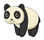Panda Standing Stock Photo