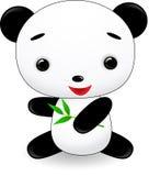 Panda sveglio Fotografia Stock