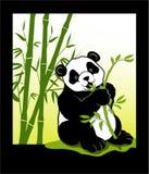 Panda sveglio Immagini Stock