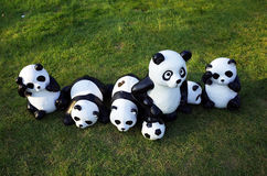 Panda toy Stock Images