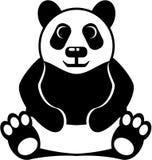 Panda vector Stock Images