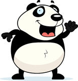 Panda Waving Stock Photos