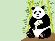 Pandabär vektor abbildung