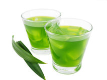 Pandan leaves Stock Photo