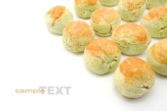 Pandan Tambun Biscuit Royalty Free Stock Photography