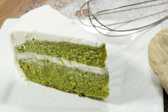 Pandanus leaf cake Royalty Free Stock Images