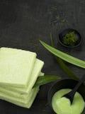 Pandanus que diseña la comida Imagen de archivo