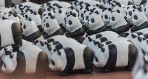 pandas Image stock