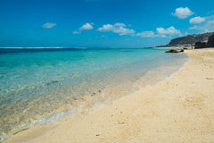 Pandawa海滩 免版税库存图片