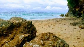 Pandawa plaża zdjęcie royalty free