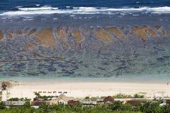 Pandawa strand Royaltyfri Fotografi