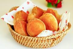 Pandedsal bröd Arkivbild