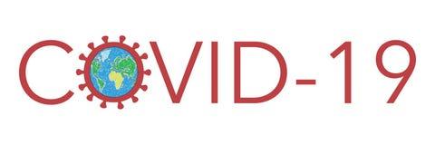 Pandemic Covid-19 of Coronavirus Sars-CoV-2