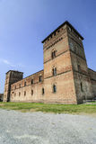Pandino, castle Royalty Free Stock Image