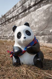 Pandor i Thailand Royaltyfria Bilder