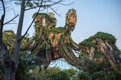 """Pandora-†""""die Welt des Avataras am Tierreich bei Walt Disney World Stockfotografie"""