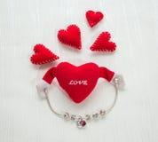 Pandora Bracelet jewelry Royalty Free Stock Photography