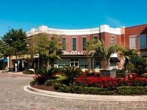 Pandora en el centro comercial de Belk Imagenes de archivo