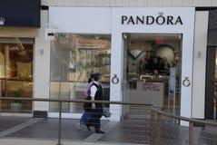 Pandora lager Fotografering för Bildbyråer