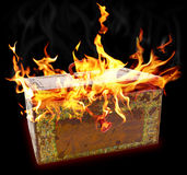 Pandora's box Stock Image