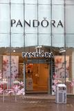 Pandora UK Στοκ Εικόνες