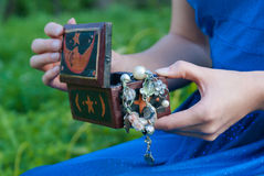 Pandoras Box Stock Images