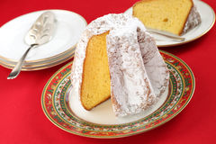 Pandoro Royalty Free Stock Image