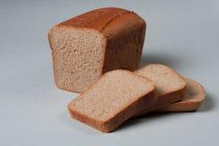Pane affettato del frumento Fotografia Stock Libera da Diritti