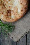Pane al forno fresco Fotografia Stock Libera da Diritti