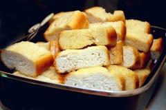 Pane al forno italiano Fotografia Stock Libera da Diritti