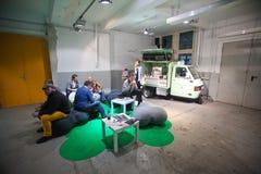 Pane & burro Berlino 2011 Fotografia Stock Libera da Diritti