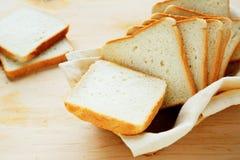 Pane bianco Immagini Stock Libere da Diritti