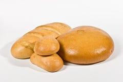 Pane bianco fotografie stock