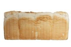 Pane bianco affettato Immagini Stock