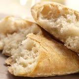 Pane bianco al forno fresco Fotografia Stock Libera da Diritti