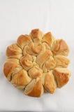 Pane bulgaro tradizionale di Pita di natale Immagini Stock Libere da Diritti