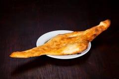 Pane caldo georgiano immagine stock