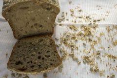 Pane a casa fatto di recente cucinato Fotografie Stock