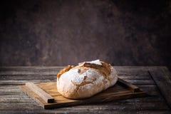 Pane casalingo fresco immagine stock libera da diritti