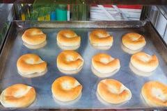 Pane colombiano tipico del formaggio Immagine Stock
